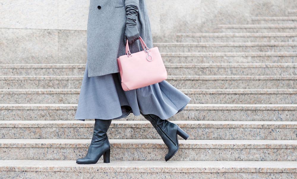 Botas altas, cuatro formas para innovar en tus estilismos