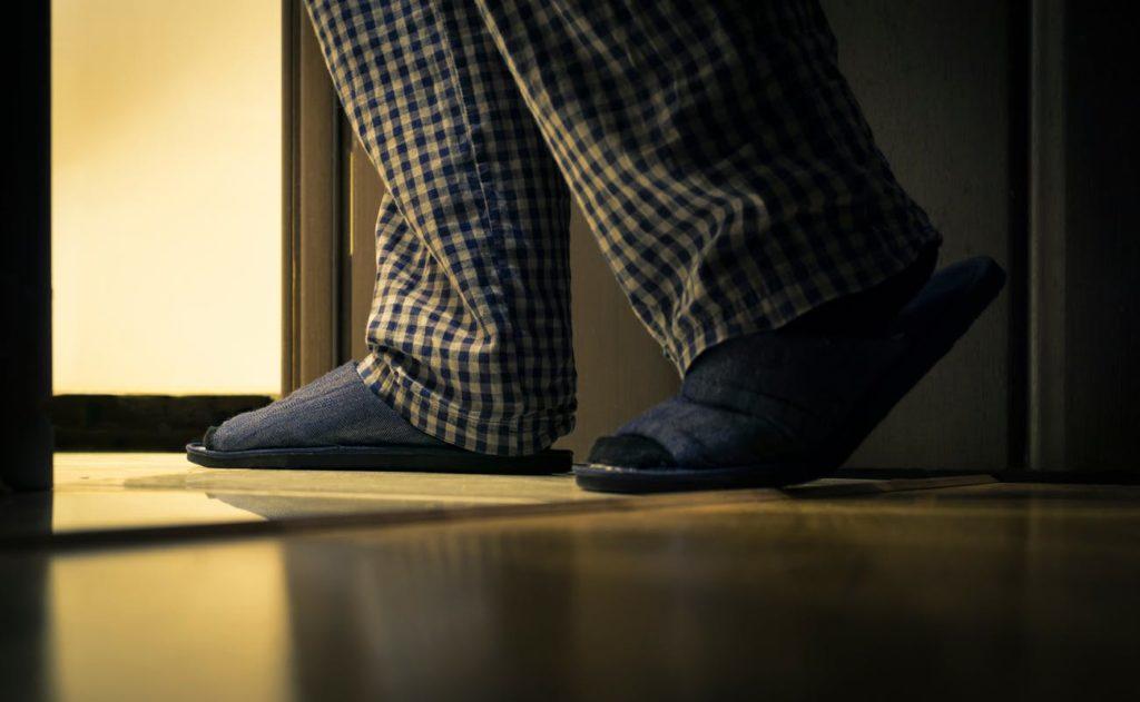Características de las zapatillas de andar por casa