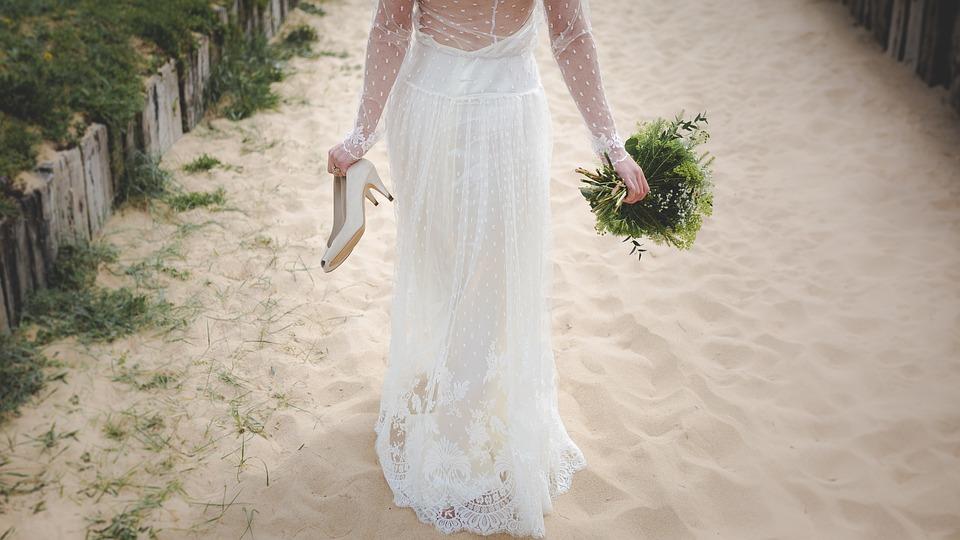 Nos vamos de boda, como debe ser el calzado del novio y la novia