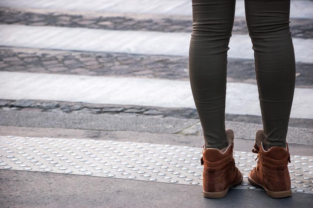 Street Style, las botas de montaña también arrasan sobre asfalto