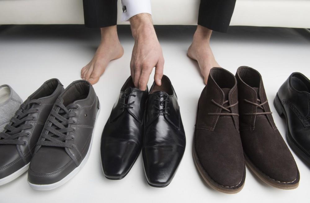 Zapatos imprescindibles en cualquier armario masculino